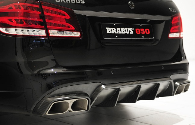 Brabus 850 Mercedes-Benz E63