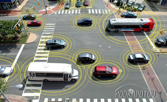 Autá budú spolu komunikovať