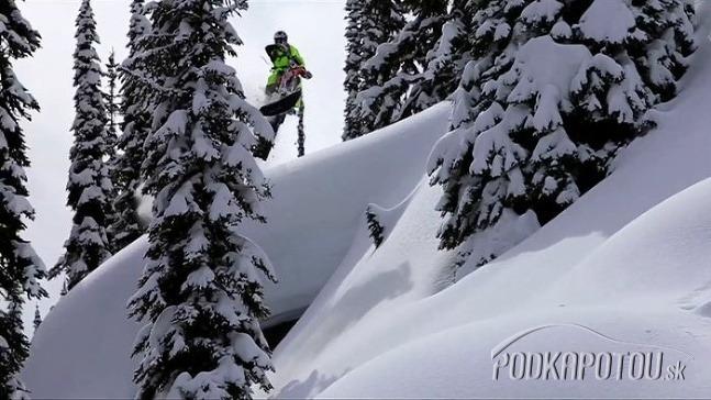 Dnes sa už takéto doplnky pre priaznivcov jednej stopy aj na snehom
