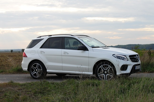 TEST: Mercedes GLE SUV 350d 4Matic – ML-ko je náhle GLE ...