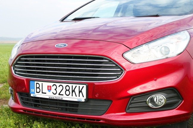Ford S-MAX 1,5 EcoBoost