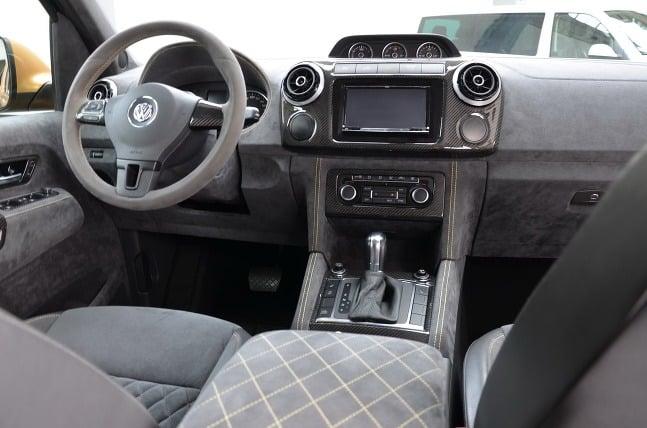 Amarok V8 4,2 TDI