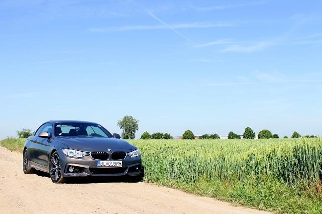BMW 430i Cabrio 2016