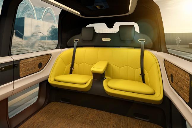 SEDRIC Self driving car