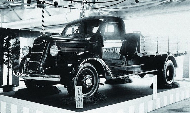 Toyoda Model G1 1935