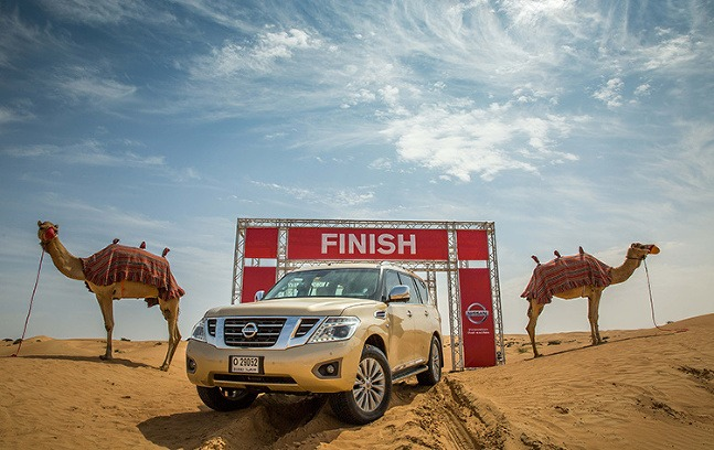 Nissan Camel Power