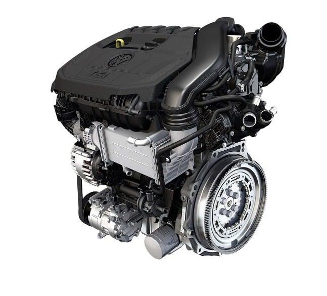 Motor VW TSI 1,5
