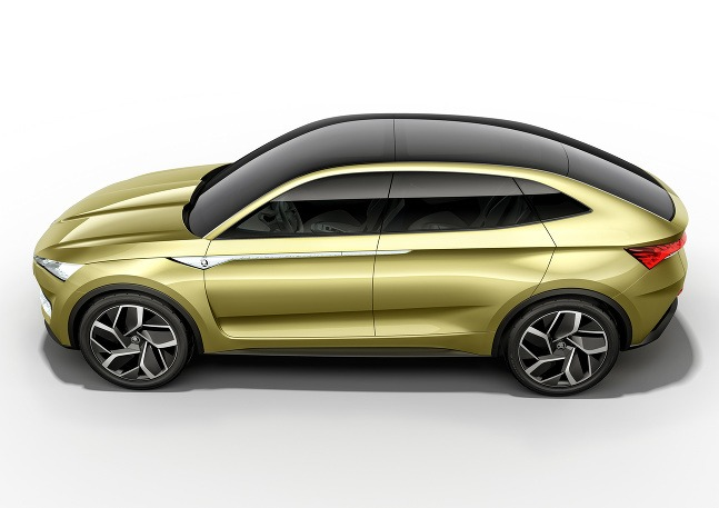 Škoda Vision E