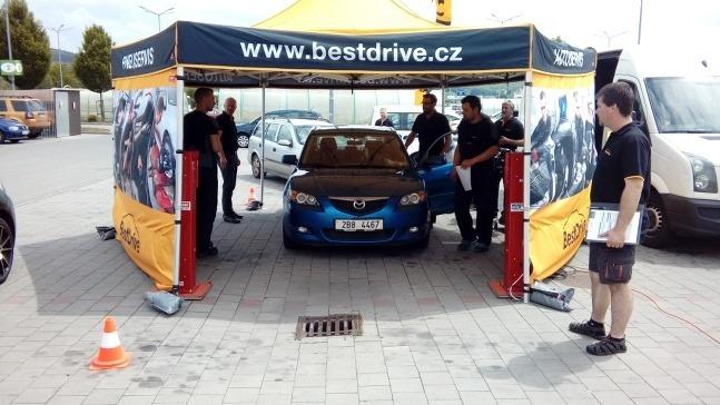 BestDrive - kontrola zárukou