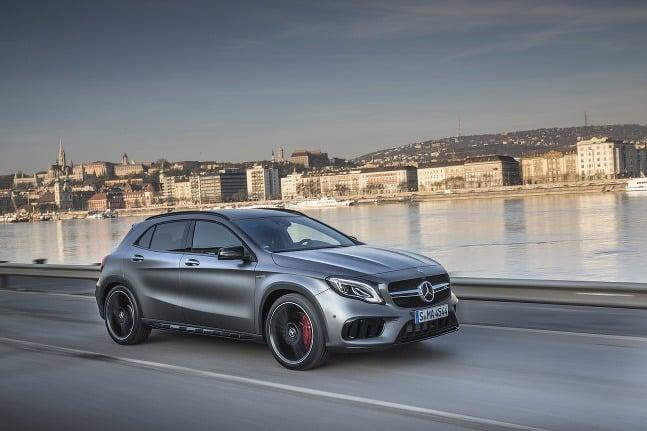 Mercedes AMG Hungaroring, Budapest,