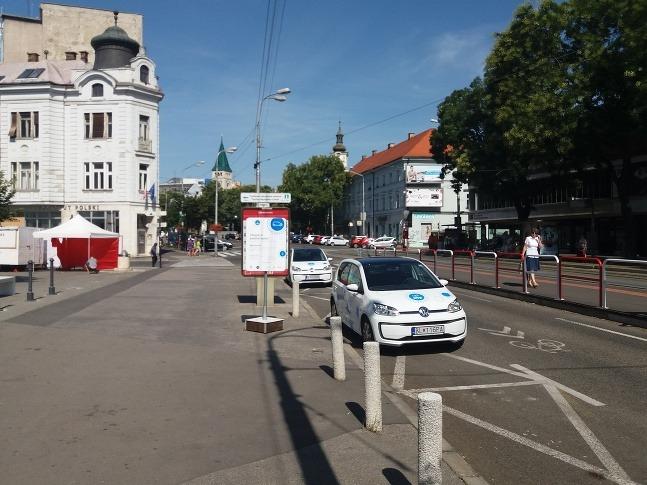 UP! City v Bratislave