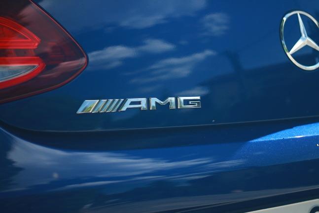 Mercedes C 43 AMG