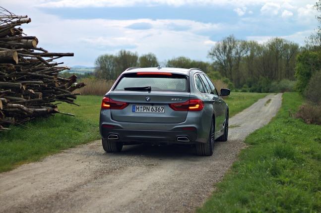 BMW 5 Touring 520d