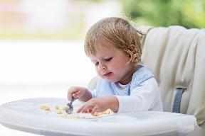Deti, ktoré jedia vajíčka,