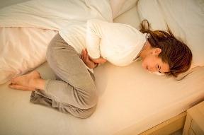 Menštruačné bolesti napovedia, aký