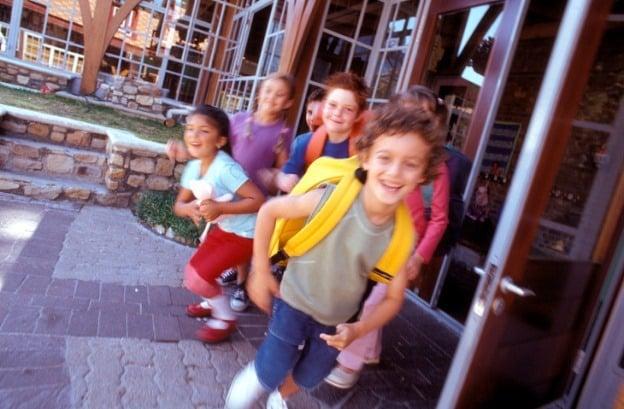 Tieto detské fotky na