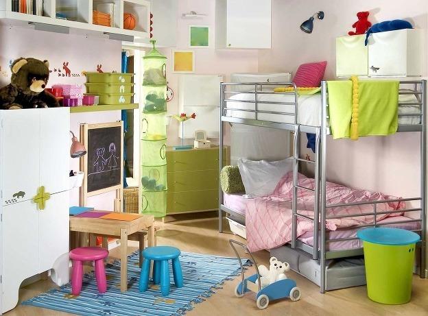 Malá detská izba –