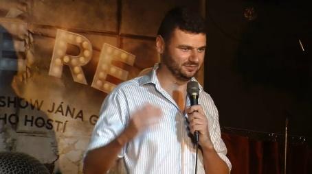 HNUSNÍ CHLAPI A KRÁSNE ŽENY │ Jano Gordulič