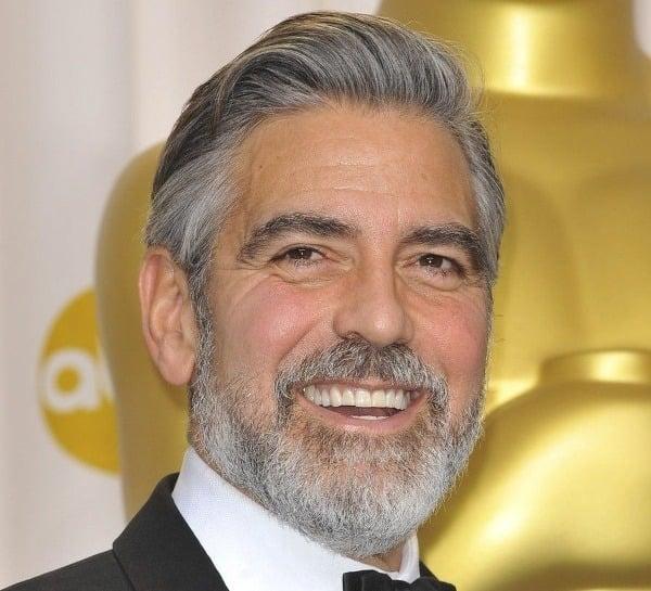 George Clooney sa istý