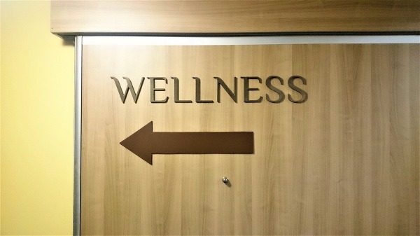Smer, wellness!
