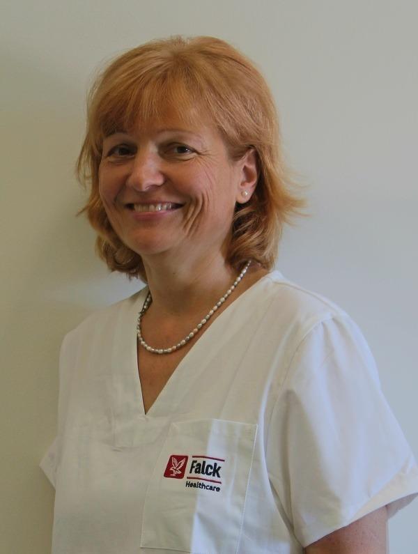 MUDr. Ľudmila Tazberíková, gynekologička,
