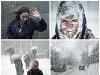 Veľká zmena počasia prichádza: VIDEO Meteorológovia varujú, prudké ochladenie a pol metra snehu!