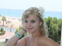 Dominika Stará sa z dievčatka zmenila na sexi krásku.
