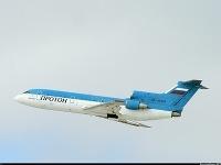 Lietadlo JAK-42 pred tragédiou