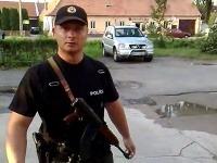 Policajt, ktorého vyšetruje inšpekcia navštívil Dobrovodského