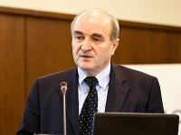 Guvernér NBS Jozef Makúch