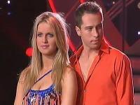 V piatok večer v Let´s Dance dotancovali Gabriela Gunčíková a Peter Modrovský.