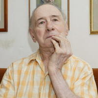 Elo Romančík (84) sa so svojimi synmi stretáva iba sporadicky