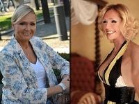 Dve tváre Heleny Vondráčkovej. Babka vs. sexi diva!