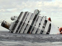 Potápajúca sa loď Costa Concordia
