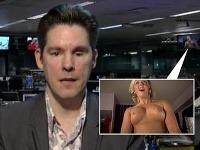 Vášnivé odhalenie v škótskej televízii