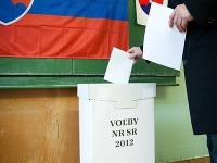 Voľby 2012