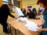 Sčítanie volebných hlasov