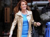 Jane Seymour aj po prekročení 60-tky pôsobí mlado a doslova žiari.