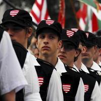 Prezident Gyurcsány označil gardu za hanbu Maďarska.