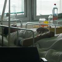 Stanislav Vysoký (35) z Vyšnej Slanej leží v nemocnici s otrasom mozgu.
