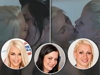 Lesbické dievča orgie
