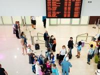 Nová letisková hala na letisku M.R.Štefánika