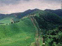 Demilitarizované pásmo v Kórei