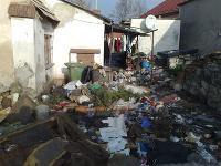 Rómovia z Družstevnej ulice v Malackách