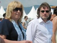 Iveta Radičová a Marián Balázs