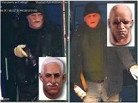 Lupiči prepadávali banky v maskách
