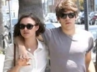Keira Knightley a James Righton