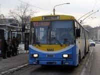 Trolejbusy zatiaľ v Košiciach nerušia