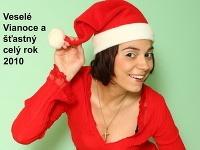 Rýsová sa nedávno preslávila aj vtipnými vianočnými pozdravmi.