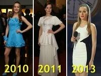 Speváčka Kristina na rozdiel od minulosti tentoraz svojím outfitom zabodovala.